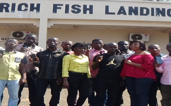 MFMR TRAINS FISHERIES STAKEHOLDERS ON DATA COLLECTION