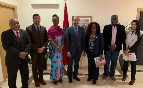 MFMR OFFICIALS VISIT KINGDOM OF MOROCCO